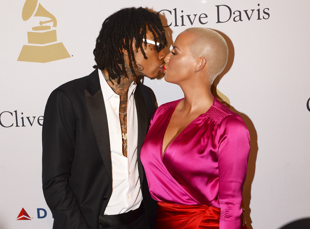 Amber rose who is she dating now