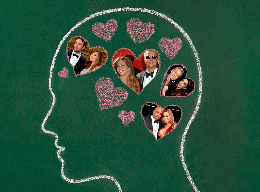 Couples Week, Psychology of Celebrity Couples