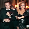 John Travolta, Lady Gaga, 2017 Grammy After Party, Interscope