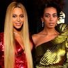 Beyonce, Solange, 2017 Grammy Awards