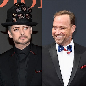 Boy George, Matt Iseman