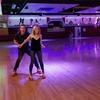 Kristen Bell, Dax Shepard, Roller-Skating
