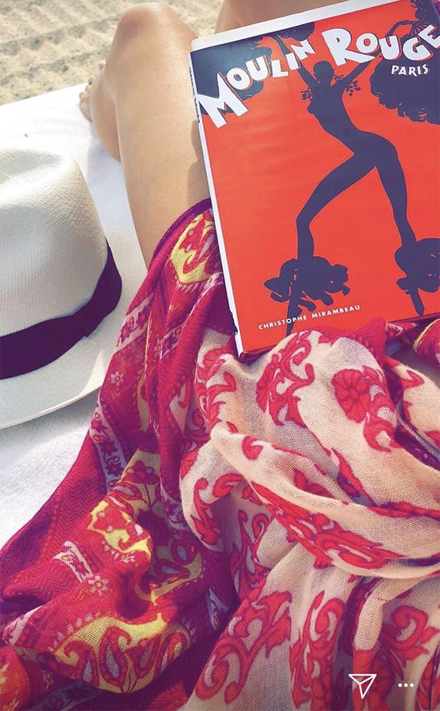 Jenna Dewan Tatum, Birthday Trip