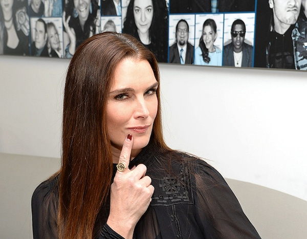Brooke Shields From The Big Picture Todays Hot Photos  E News-4702