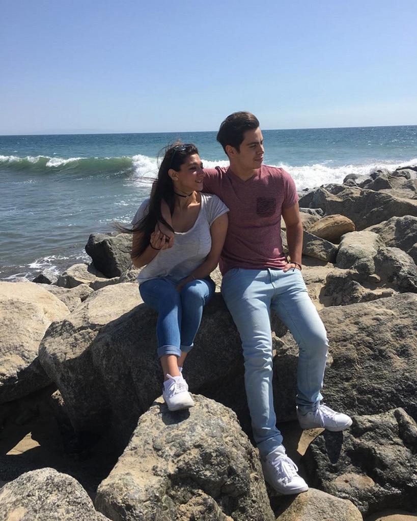 Couples, Jake T. Austin, Danielle