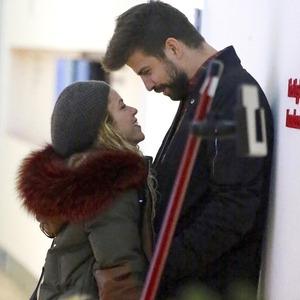Shakira, Gerard Pique?