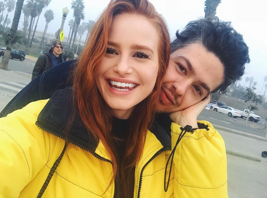 Madelaine Petsch From Love Lives Of Riverdale Stars E News