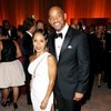 Jada Pinkett Smith Says She Doesn't Try Competing with Husband Will Smith