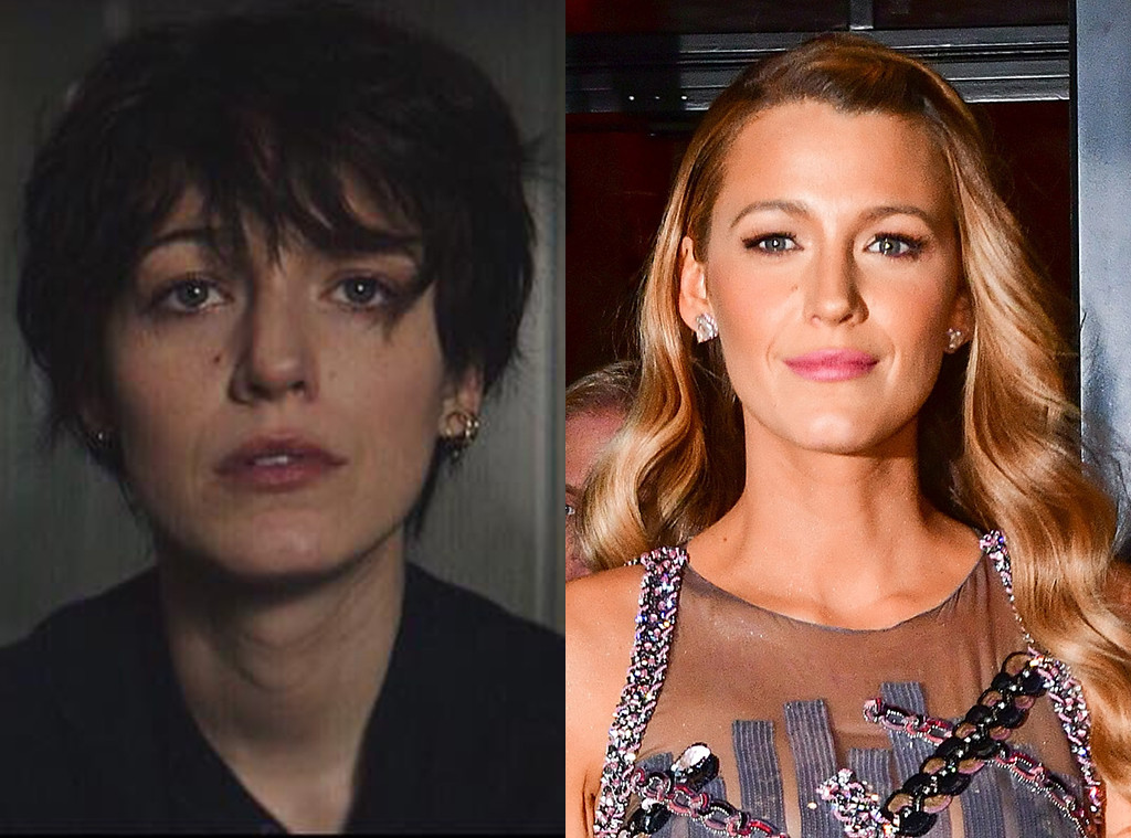 Blake Lively\'s Famous Blond Hair Is Gone! See Her Dramatic Rhythm ...