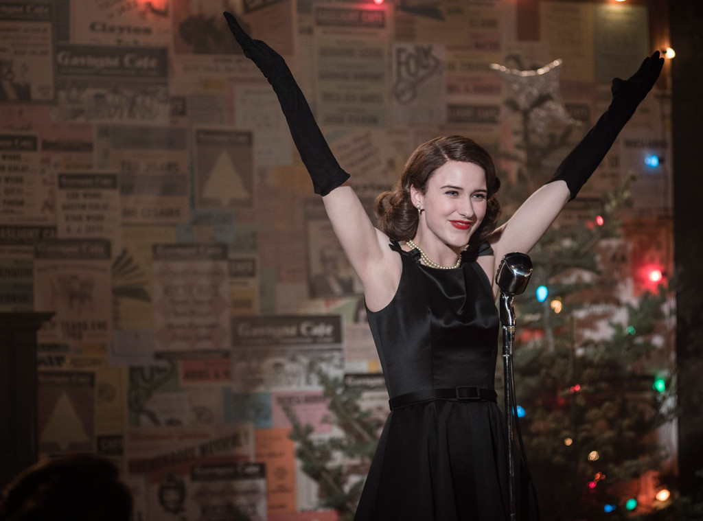 Rachel Brosnahan, The Marvelous Mrs. Maisel