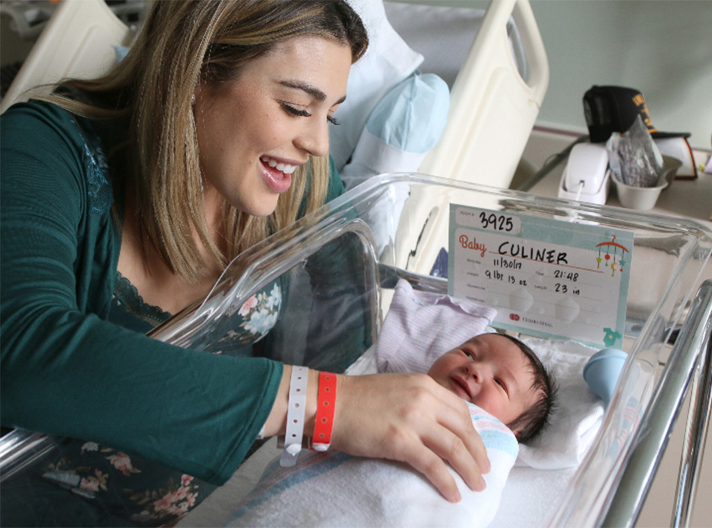 Carissa Culiner, Baby Chase Culiner
