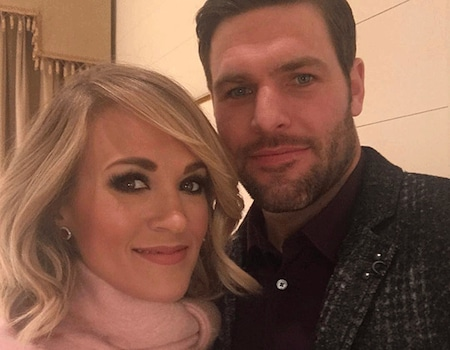 Carrie Underwood Celebrates 8 Years of Marriage to Mike