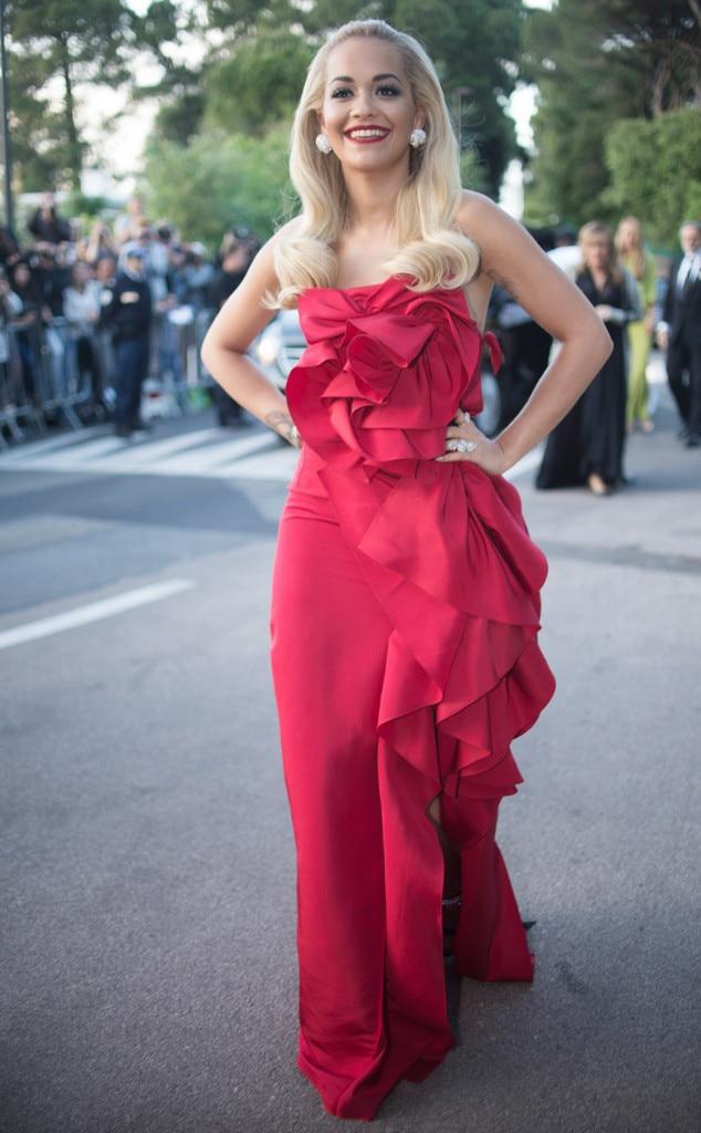 ESC: Rita Ora, Marchesa