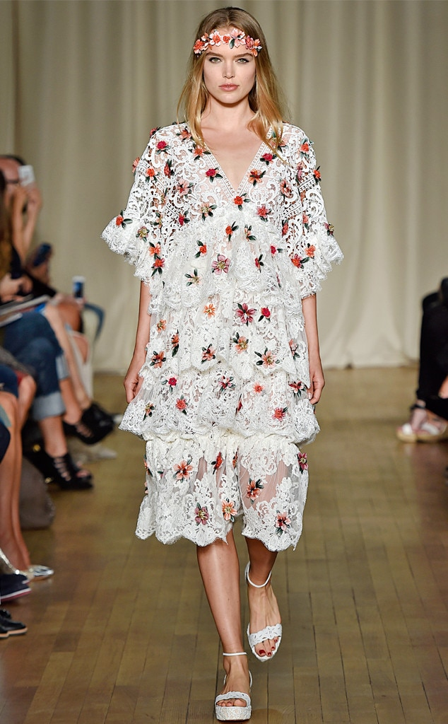 Marchesa, Best Looks NYFW, Summer 2015