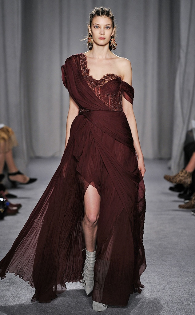 Marchesa, Best Looks NYFW, Fall 2014