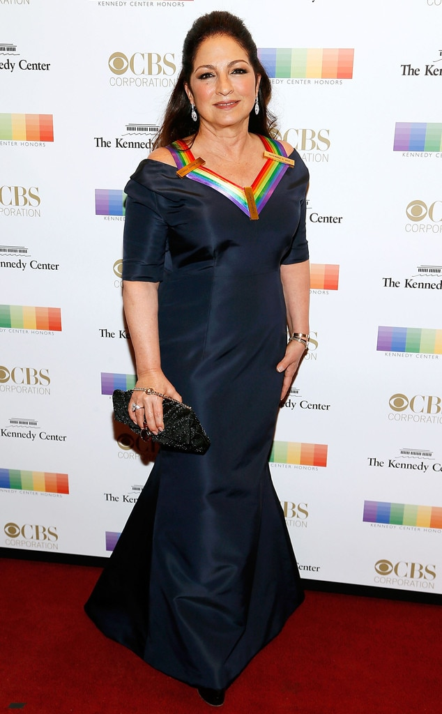 Gloria Estefan - Gloria Estefan  and her husband  Emilio Estefan  are powerhouses in the business world, especially in Florida. Together they own a slew of restaurants including, Bongos Cuban Cafe, Larios on the Beach, Estefan Kitchen Express and Estefan Kitchen in Miami's Design District.