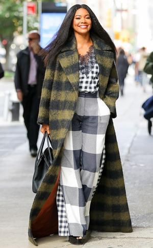 ESC: Style Transformations, Gabrielle Union, 2017