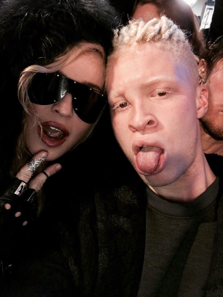 Madonna, Shaun Ross