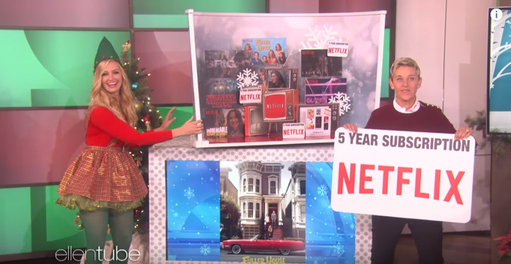 When Is Ellens Christmas Giveaway 2021 12 Priceless Audience Reactions From Ellen S 12 Days Of Giveaways E Online