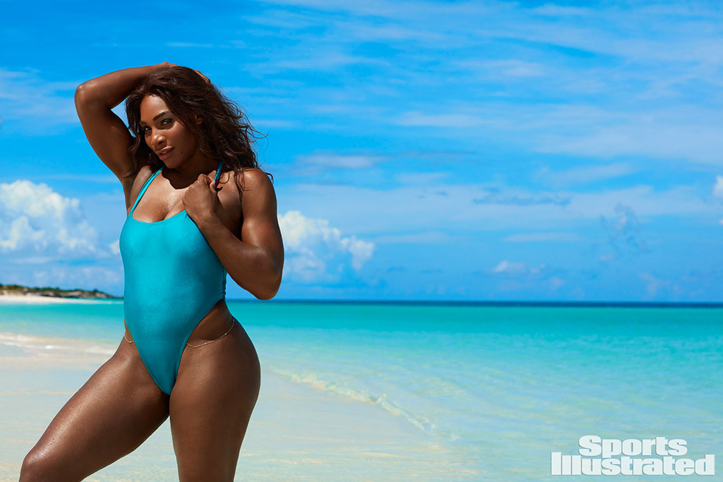 Serena Williams, Sports Illustrated