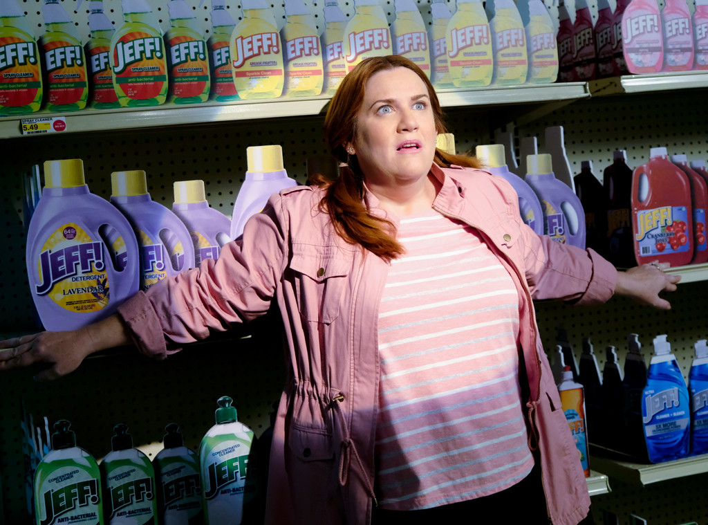 Crazy Ex-Girlfriend, Donna Lynne Champlin