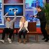 Martin Short, Jimmy Kimmel, Molly McNearney, Matt Damon, Jimmy Kimmel Live