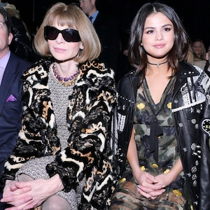 Selena Gomez, Anna Wintour, 2017 NYFW Star Sightings