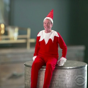 Bryan Cranston, Elf on the Shelf