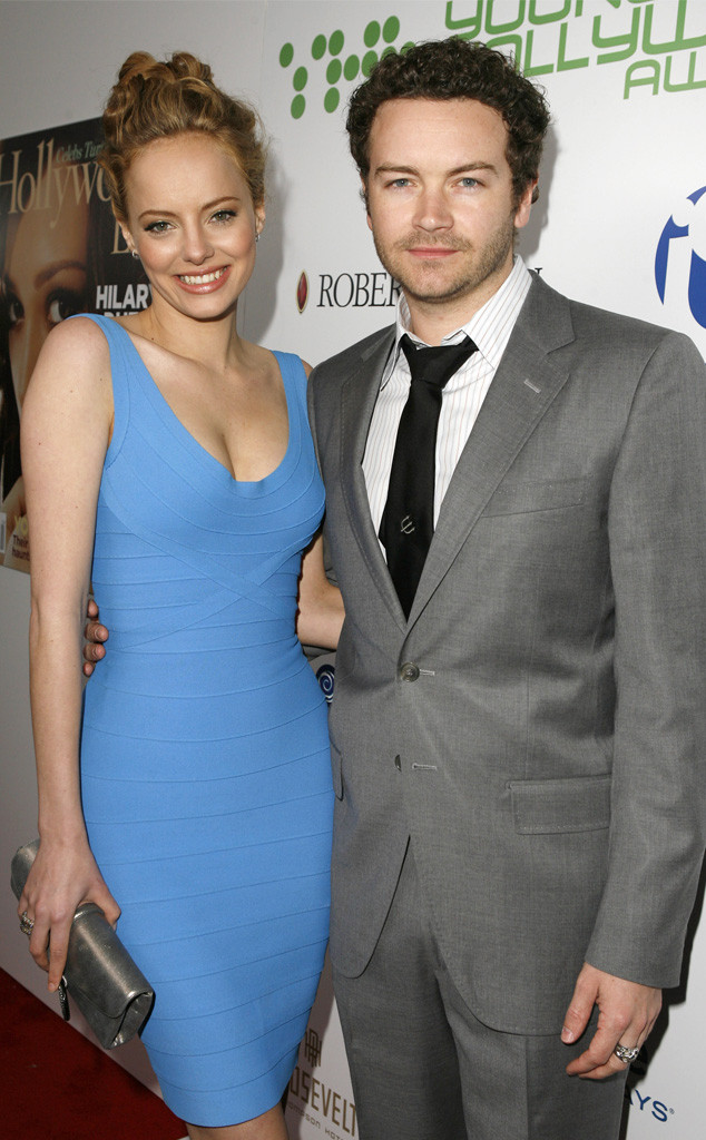 Danny Masterson And Bijou Phillips Private World Hit By Scandal E Online