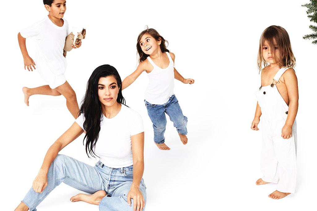 Kourtney Kardashian Celebrates 39th Birthday With Her Kids And Ice Cream E News
