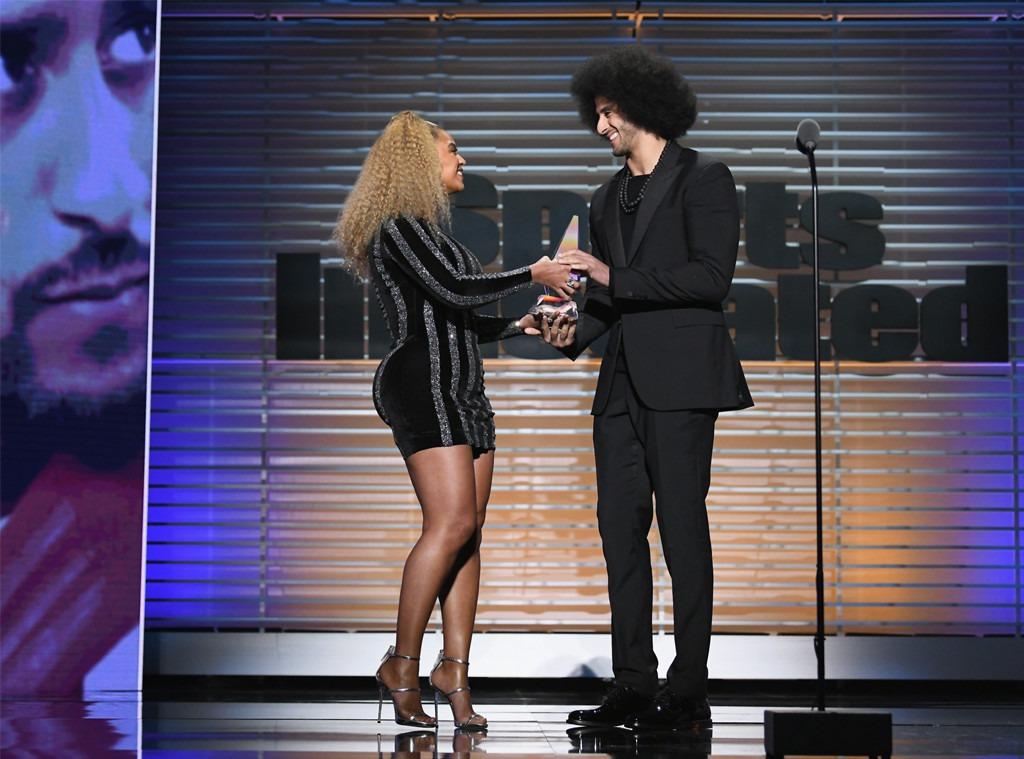 Beyonce, Colin Kaepernick