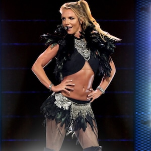 Britney Spears, Fitness