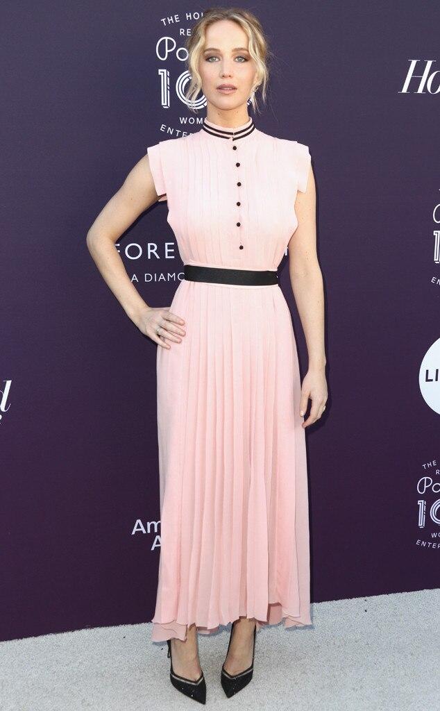 Jennifer Lawrence, The Hollywood Reporter, 2017 Women In Entertainment Breakfast