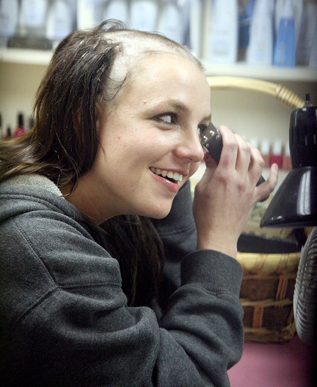Video of woman getting head shaved agree with told