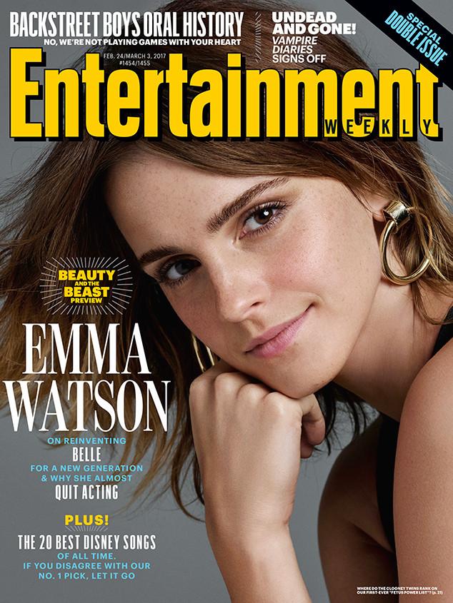 Emma Watson, Entertainment Weekly