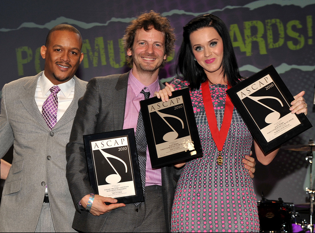 Jay Sloan, Dr. Luke, Katy Perry