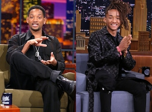 Will Smith, Jaden Smith, Tonight Show