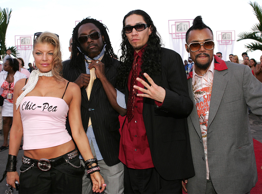 Fergie, The Black Eyed Peas