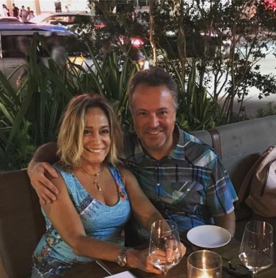 Susana Vieira, Rodrigo Vieira
