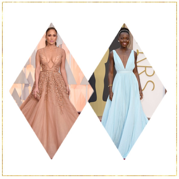196a4a75d The True Story of Celebrity Oscar Dresses: Rules, Politics and Why They  Wear Who They're Wearing | E! News