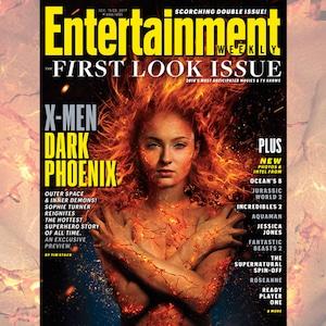 Sophie Turner, X-Men Dark Phoenix, Entertainment Weekly
