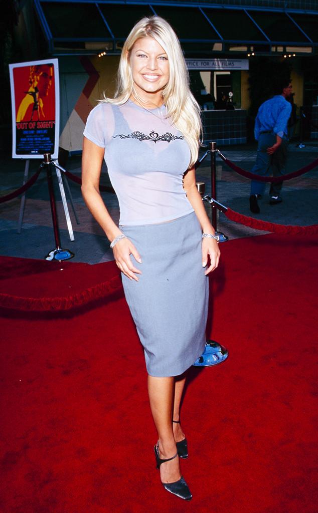 Fergie, 1990's