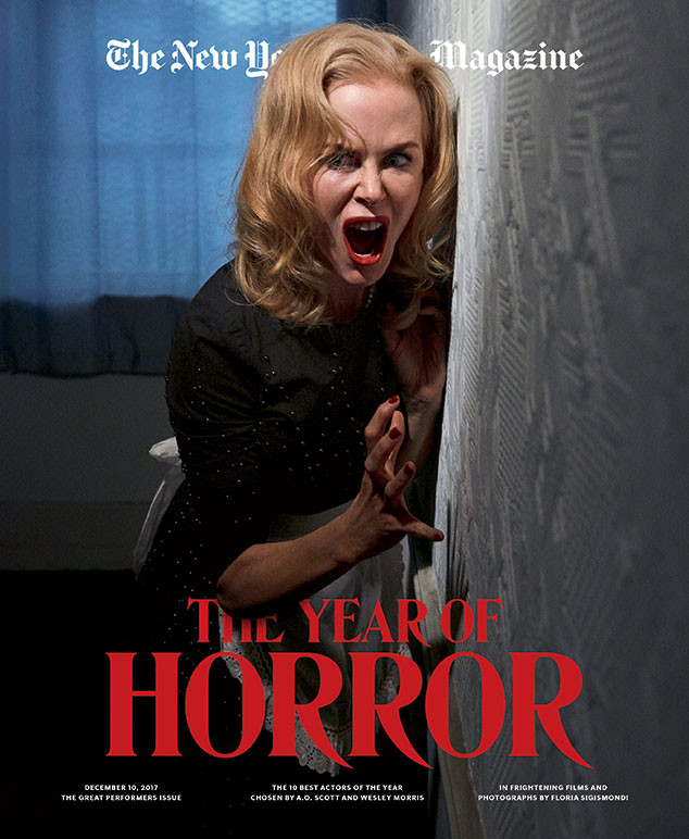 Nicole Kidman, Jake Gyllenhaal and More Stars Haunt Your Hollywood Dreams  in Horror-Inspired Videos - E! Online