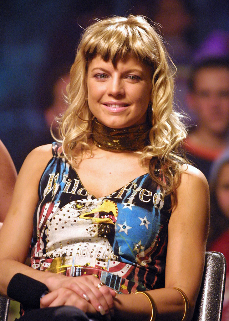 Fergie, 2001