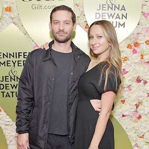 Tobey Maguire, Jennifer Meyer