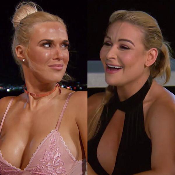 Total Divas, Nattie, Lana