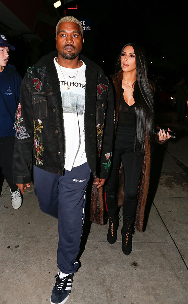 Kanye West Amp Kim Kardashian From The Big Picture Today S