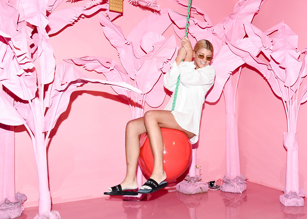 Sofia Richie, Museum of Ice Cream, Miami