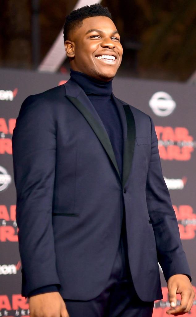 John Boyega, Star Wars Premiere