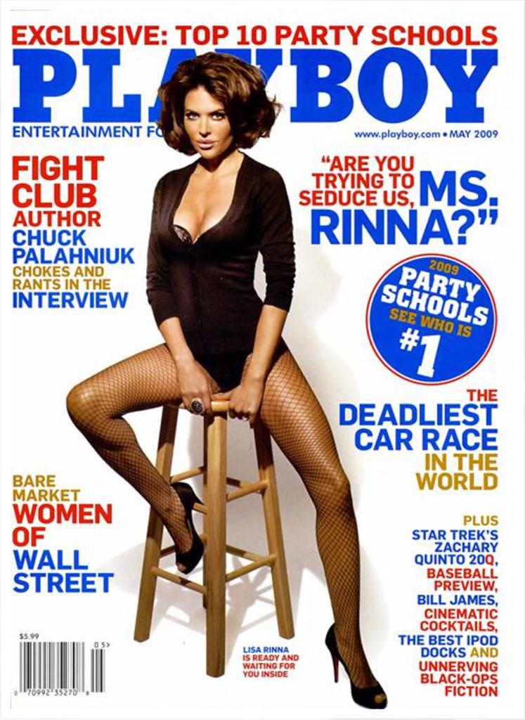 Playboy, Lisa Rinna